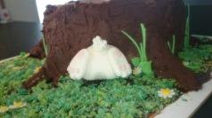 Hasenpopo Torte