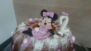 Minnie Mouse Gugelhupf