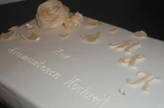 Hochzeitstorte Diamant