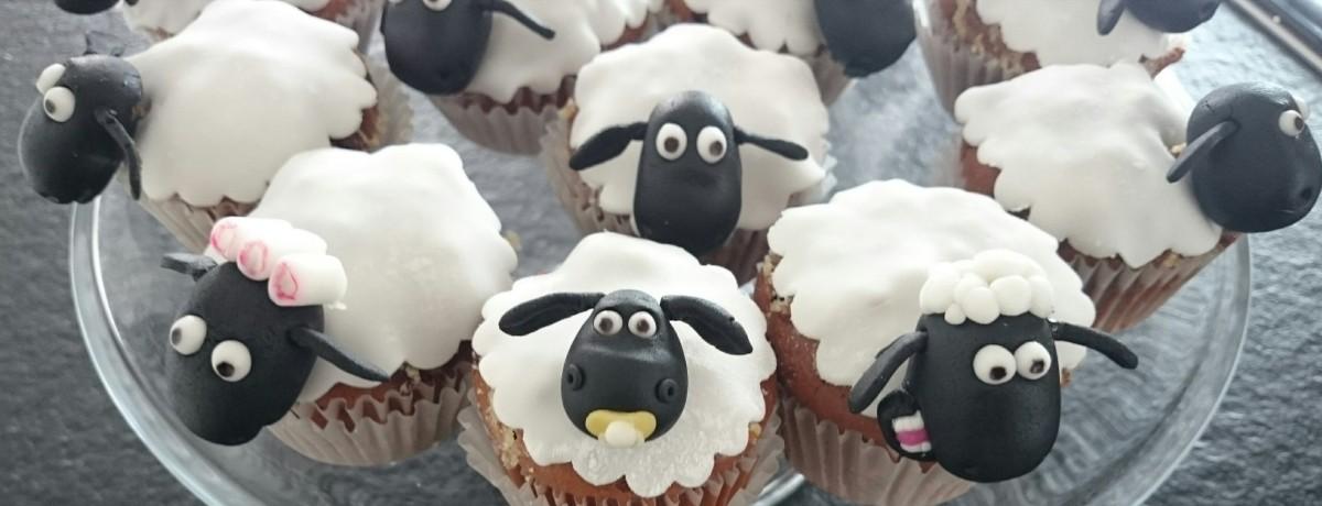 Shaun das Schaf Muffins
