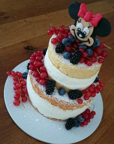 Minnie Mouse Naked Cake Motivtorte Topfentorte.jpg