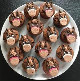 Muffins Pferd