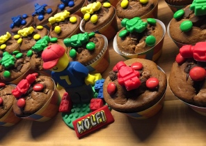 Lego Muffins